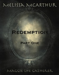 Redemption Book Cover Front Only