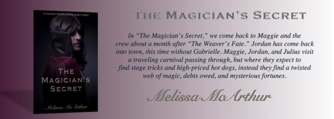 The Magicians Secret Ad
